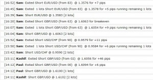 Feb 4, 2011 - live forex training course online, live forex trading room results, forex trading software, performance, strategy, system, 20 pips