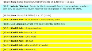 Mar 23, 2011 - live online forex trading training room course session performance results, forex trading software strategy system, 20 pips