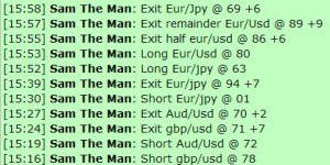 Oct 12, 2011 Live online forex scalping training chat room performance results