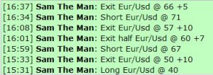 Oct 17, 2011 Live online forex scalping training chat room performance results