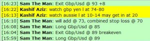 Jan 23, 2012 Live online forex scalping training trading chat room performance results