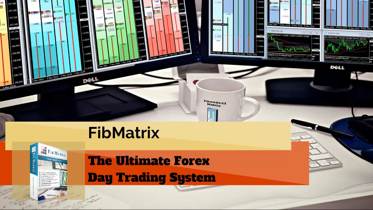 fibmatrix forex day trading software and scalping system